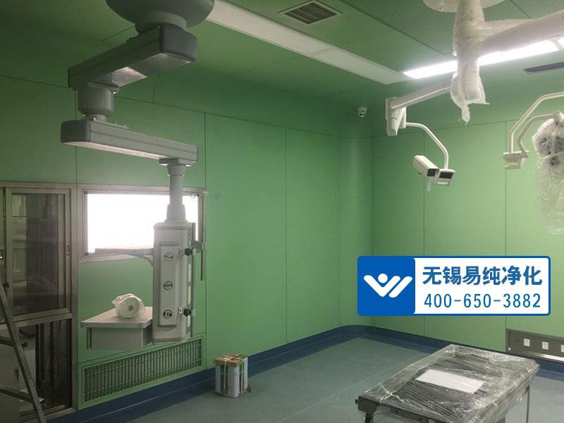 安徽宿州阳光医疗美容医院百级无菌手术室净化工程完美竣工